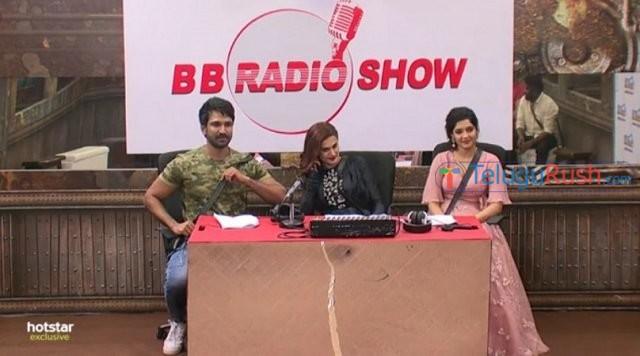104 neevevaro team bigg boss telugu 2 house aadhi kaushal