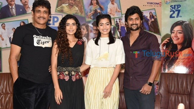 129 devadas press meet