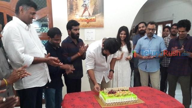 146 sai dharam tej birthday celebrations chitralahari launch