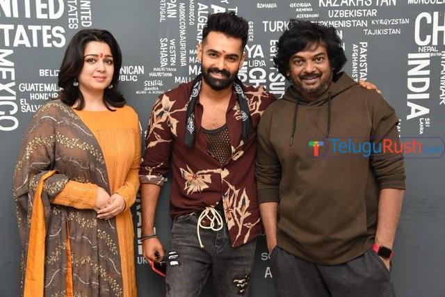 Ram Pothineni, Puri Jagannadh's iSmart Shankar shoot begins