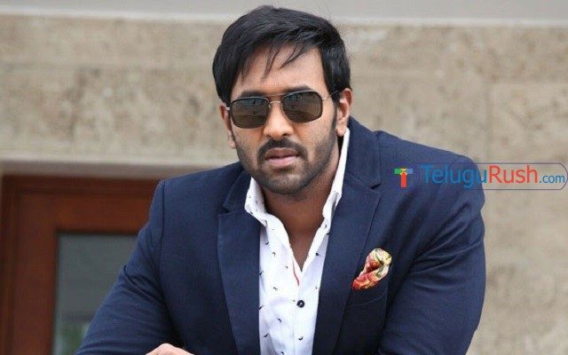 Vishnu Manchu signs a Hollywood film