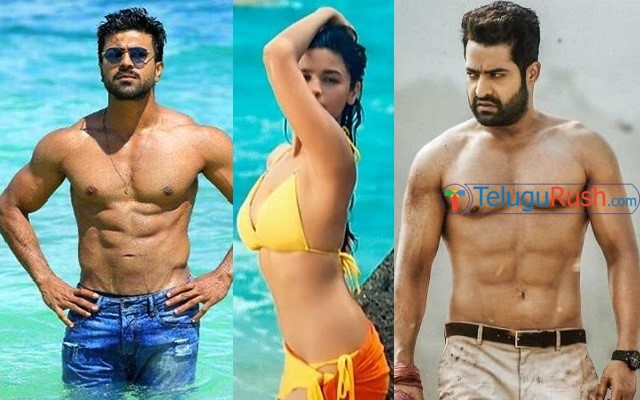 Rajamouli to cast Alia Bhatt with Ram Charan and Jr NTR in RRR
