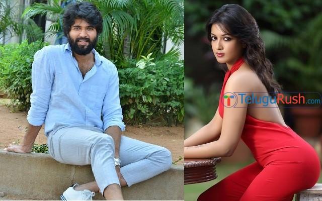Catherine Tresa to romance Vijay Deverakonda in Kranthi Madhav's film