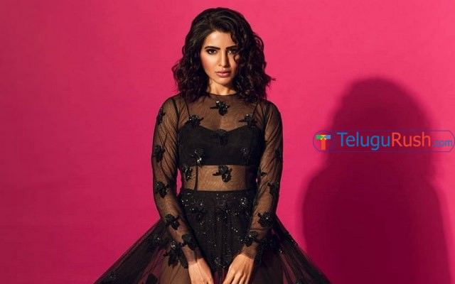 Samantha's Seema Raja to release in Telugu