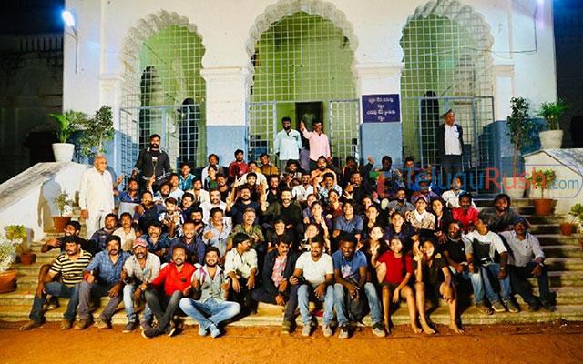 Gopichand-Sampath Nandi film first schedule completed