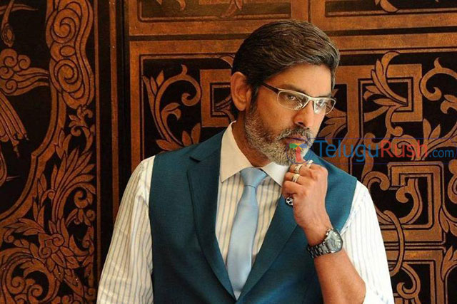 Jagapathi Babu to play a crucial role in Ashok Galla's debut film