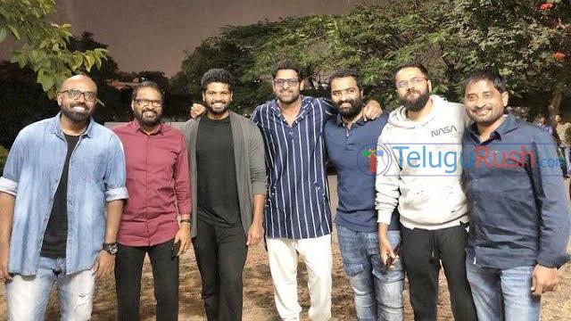 Prabhas and Rana appreciate Mathu Vadalara team