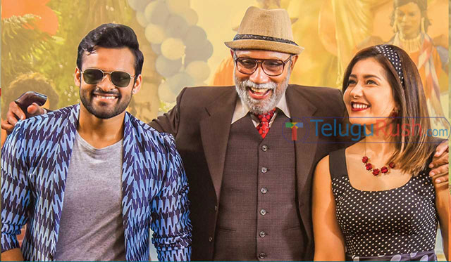 Prathi Roju Pandage turns out to be career best in Nizam for Sai Tej and Maruthi