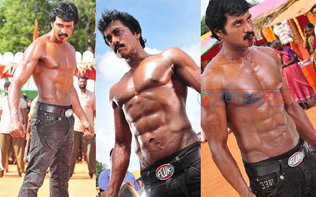 Sunil turns villain for Colour Photo