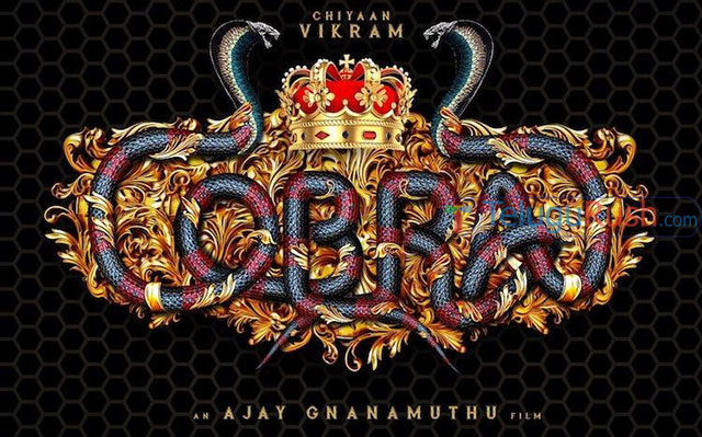 Vikram's next with Ajay Gnanamuthu titled Cobra